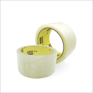 Adhesive packaging tape