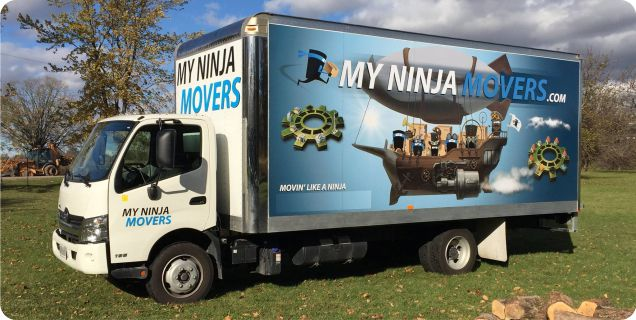 My Ninja Movers